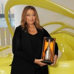 Zaha Hadid crowned Veuve Clicquot businesswoman of the year