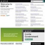 UK government website wins Designs of the Year 2013