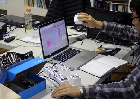 3D printing workshops lead ICFF 2013 programme