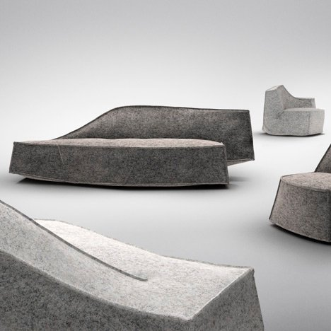 Airberg by Jean-Marie-Massaud for Offecct