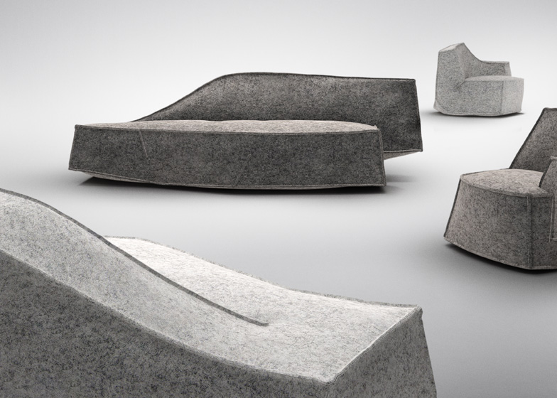 Airberg by Jean-Marie Massaud for Offecct