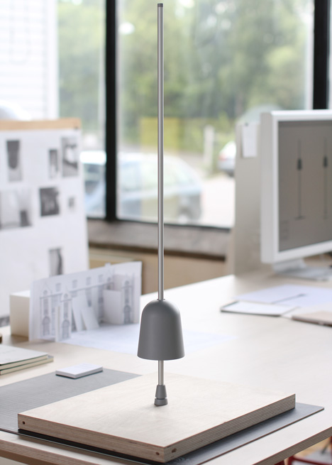 Ascent lamp by Daniel Rybakken for Luceplan