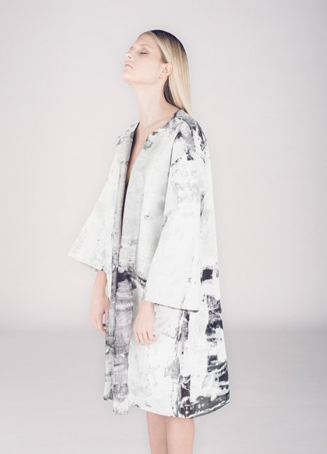 Autumn Winter 2013 capsule collection by Aina Beck