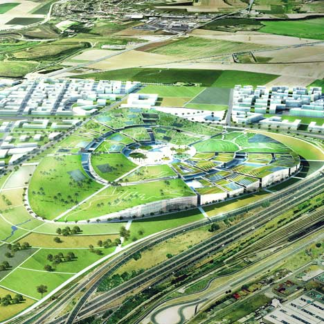 BIG chosen for EuropaCity masterplan on Paris outsk
