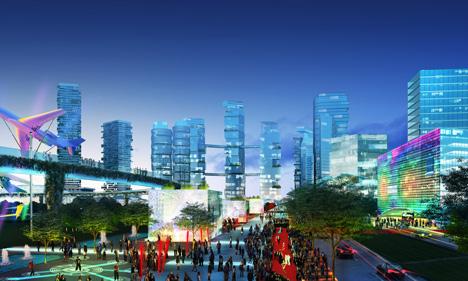Broadway Malyan to masterplan Kuala Lumpur district