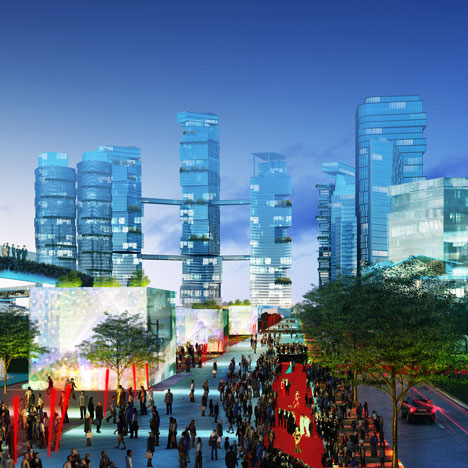Broadway Malyan to masterplan new district for Kuala Lumpur
