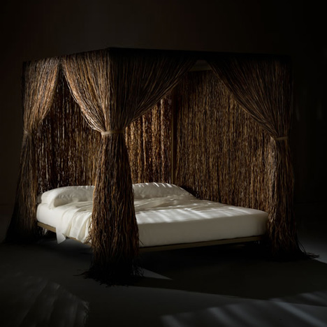 Campana beds by Fernando and Humberto Campana for Edra
