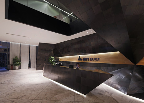 Chongqing Greenland Clubhouse by PURE Design