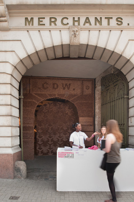 Clerkenwell Design Week 2013