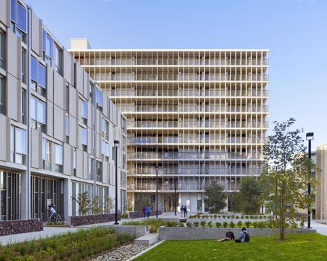 Charles David Keeling Apartments by KieranTimberlake