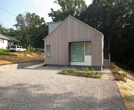 A New Norris House by College of Architecture & Design, UT Knoxville