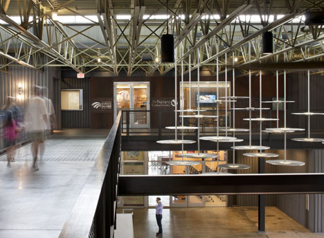 Pearl Brewery/Full Goods Warehouse by Lake Flato Architects