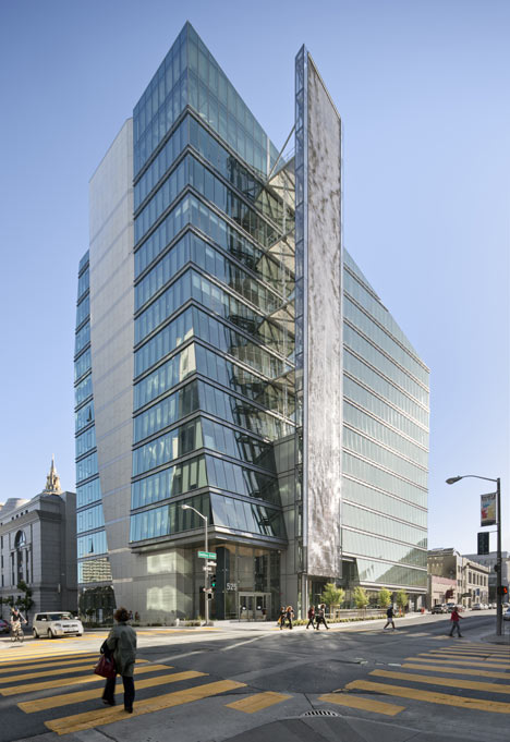 San Francisco Public Utilities Commission Headquarters by KMD Architects with Stevens & Associates