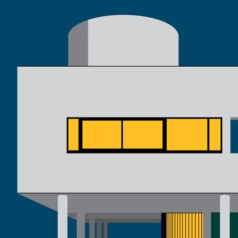 Competition: five packs of Le Corbusier greeting cards to be won