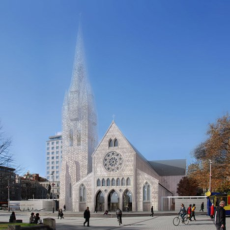 Critics back restoration of earthquake hit Christchurch Cathedral