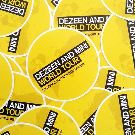 Dezeen and MINI World Tour in Milan