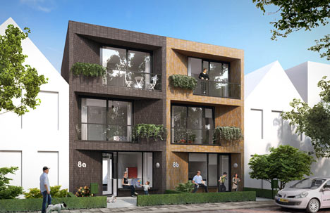 Dutch city lets first-time buyers build their own homes