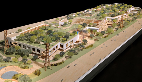 """Facebook asks Gehry to design """"more anonymous"""" headquarters"""