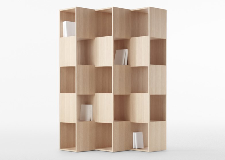 Fold by Nendo for Conde House
