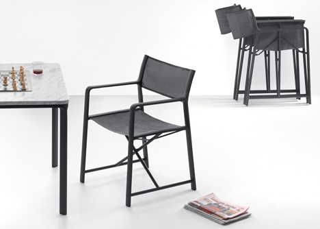 Folding Park Life by Jasper Morrison for Kettal