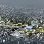 Massimiliano and Doriana Fuksas to redesign central railway area of Bari, Italy