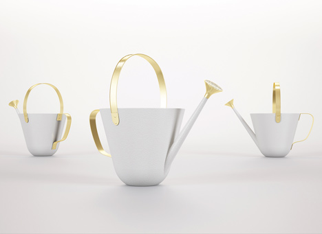 Gardenias by Jaime Hayon for BD Barcelona Design