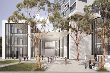 Grimshaw submits plans for Australian skyscraper