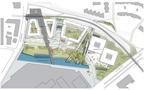 Henning Larsen Plans Microsoft Headquarters Outside Copenhagen Part 68