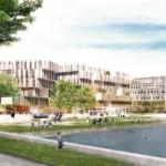Henning Larsen Architects plans Microsoft headquarters outside Copenhagen