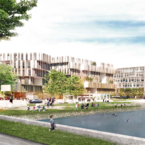 Henning Larsen plans Microsoft headquarters outside Copenhagen