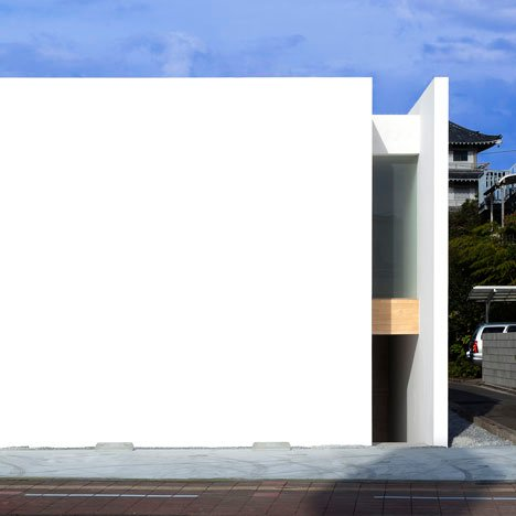 House T by Tsukano Architect Office
