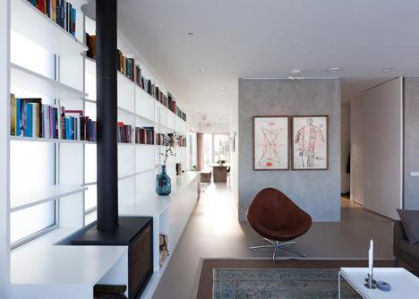 IJburg Villa by Marc Prosman Architecten