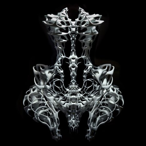 Iris van Herpen exhibition at the International Centre for Lace and Fashion