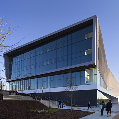 James B. Hunt Jr. Library by Snøhetta