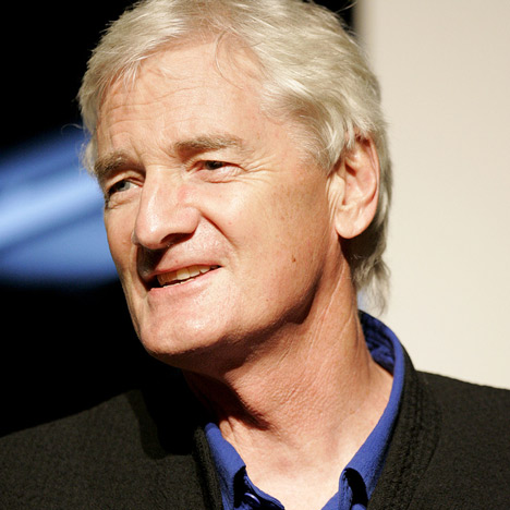 James Dyson, photo by Eva Rinaldi