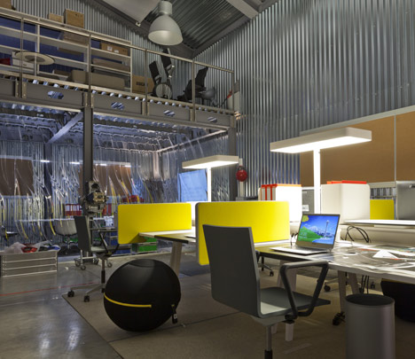 Jean Nouvel Office for Living at Salone