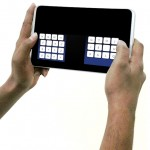 New keyboard layout promises to increase tablet typing speed