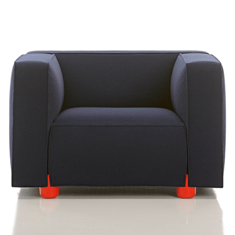 Knoll Sofa Collection by Edward Barber & Jay Osgerby