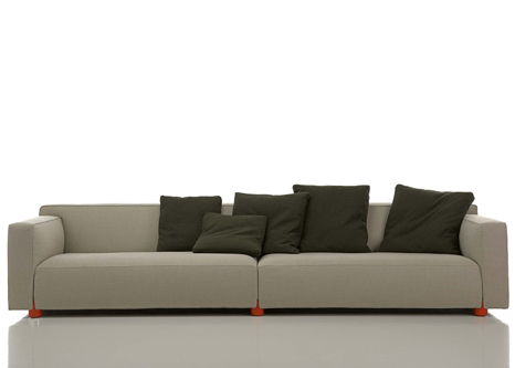 Sofa by BarberOsgerby for Knoll