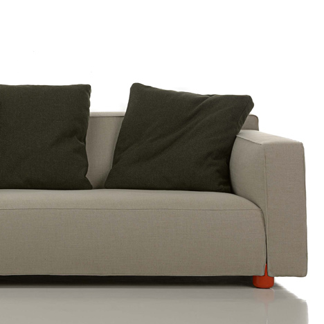 Knoll Sofa Collection by Edward Barber and Jay Osgerby