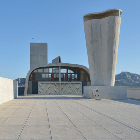 Le Corbusier's Cité Radieuse rooftop to open as art space