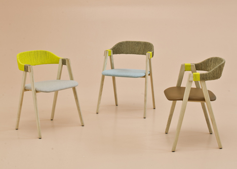 Mathilda by Patricia Urquiola for Moroso