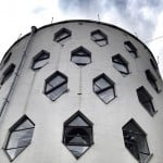 Melnikov House at risk of collapse, photo by dbasulto
