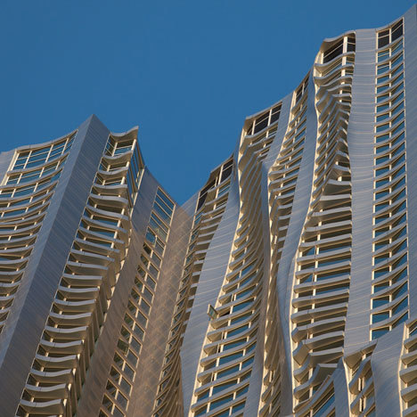 "Gehry shares digital system for ""paperless buildings"""