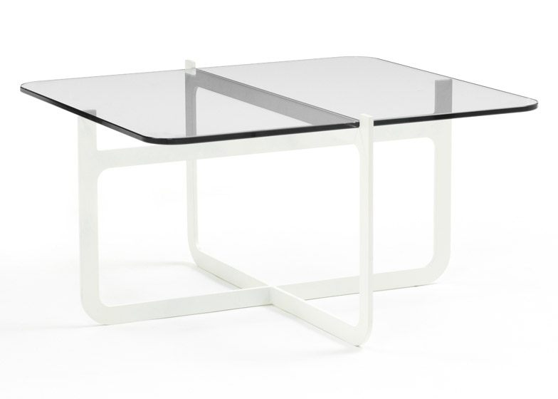 Clip Side Table by Nendo