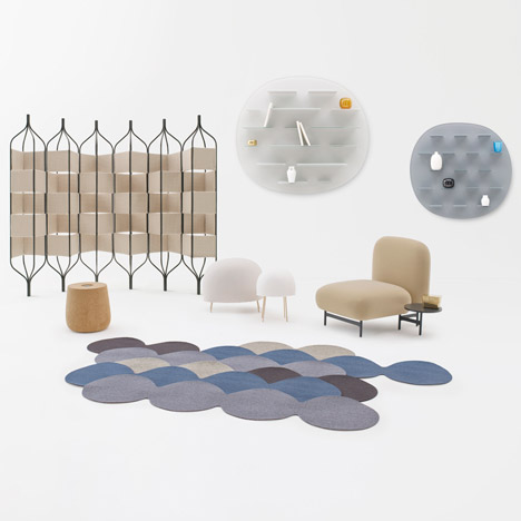 Nichetto=Nendo collection in Milan