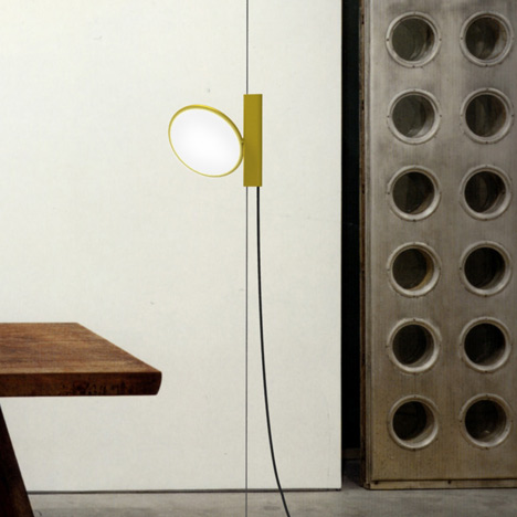 OK lamp by Konstantin Grcic for Flos