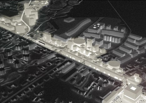 OMA hired for Bordeaux masterplan
