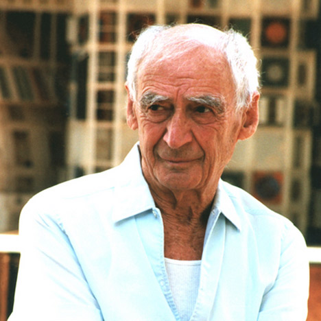 Paolo Soleri, photo from Cosanti Foundation