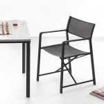 Park Life folding armchair by Jasper Morrison for Kettal